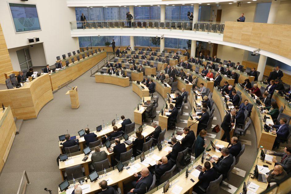Seimo Energetikos komisija tapo Energetikos ir darnios plėtros komisija