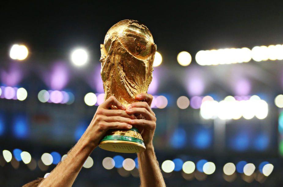 Paskelbta, kur vyks 2026-ųjų Pasaulio futbolo čempionatas