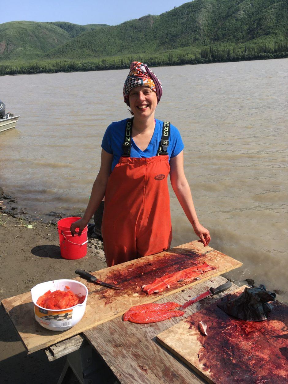 Kelionė po išskirtinę Aliaską: ji įsiskverbia ir pradeda tekėti venomis