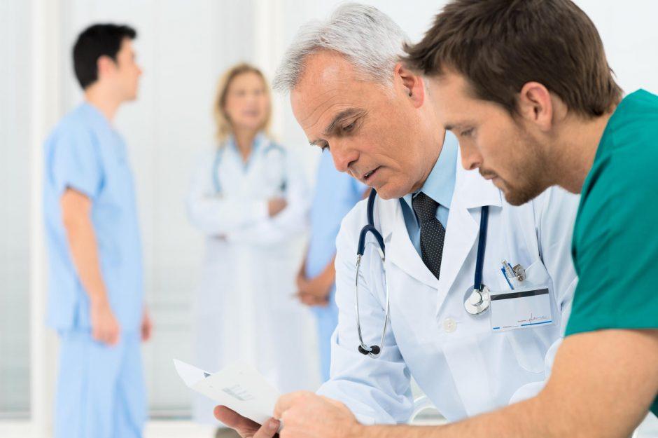 Neįtikėtina: Kanados gydytojai priešinasi algų didinimui