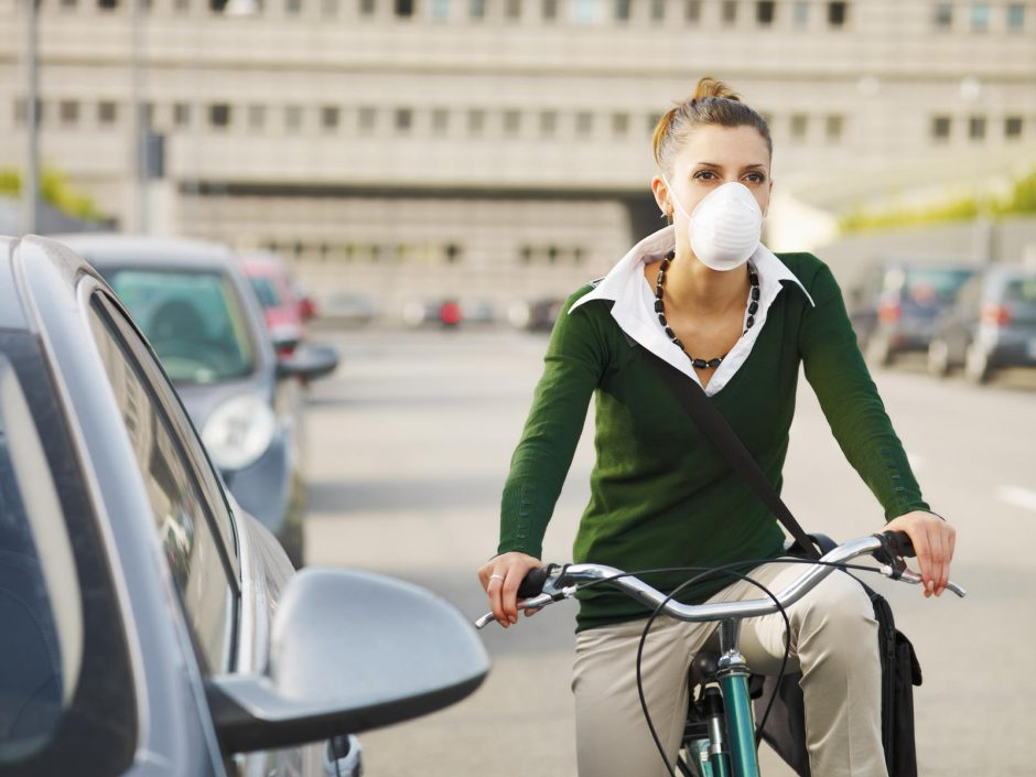 ES padavė šešias valstybes nares į teismą dėl oro užterštumo