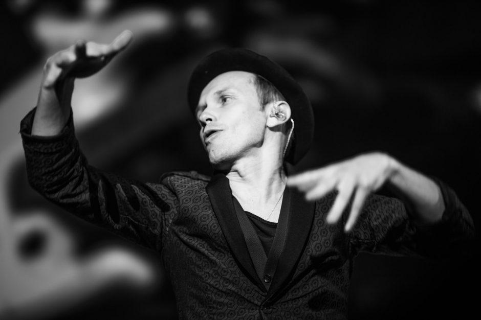 """BrainStorm"" koncertas Vilniuje"