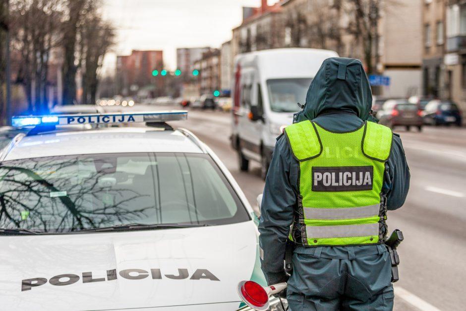 Per savaitę sostinėje įkliuvo daugiau nei 20 girtų vairuotojų