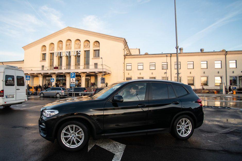 Operos karalius P. Domingo atvyko į Lietuvą