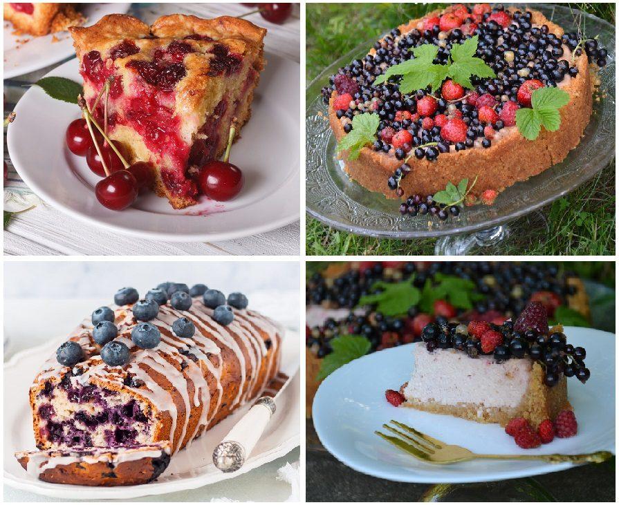 Saldusis savaitgalis padės sustabdyti vasarą (pyragų receptai)