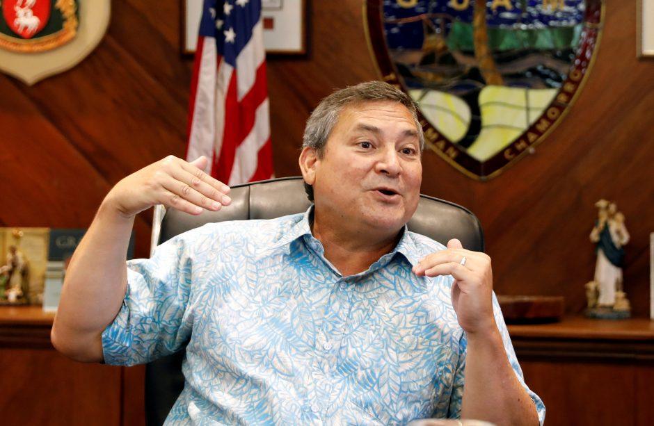 JAV pajėgos pasirengusios apginti Guamą nuo Šiaurės Korėjos