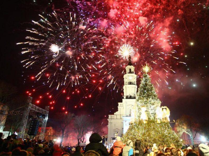 Kokia Kauno Kalėdų eglės įžiebimo šventė laukia šiemet?