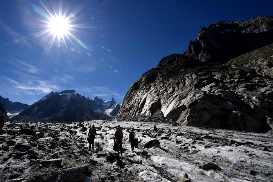 Mokslininkas: neigti klimato kaitą – kvaila