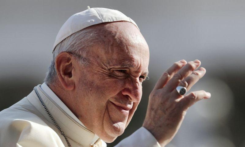 Neskelbta vieta, kur Vilniuje gali pasirodyti popiežius Pranciškus