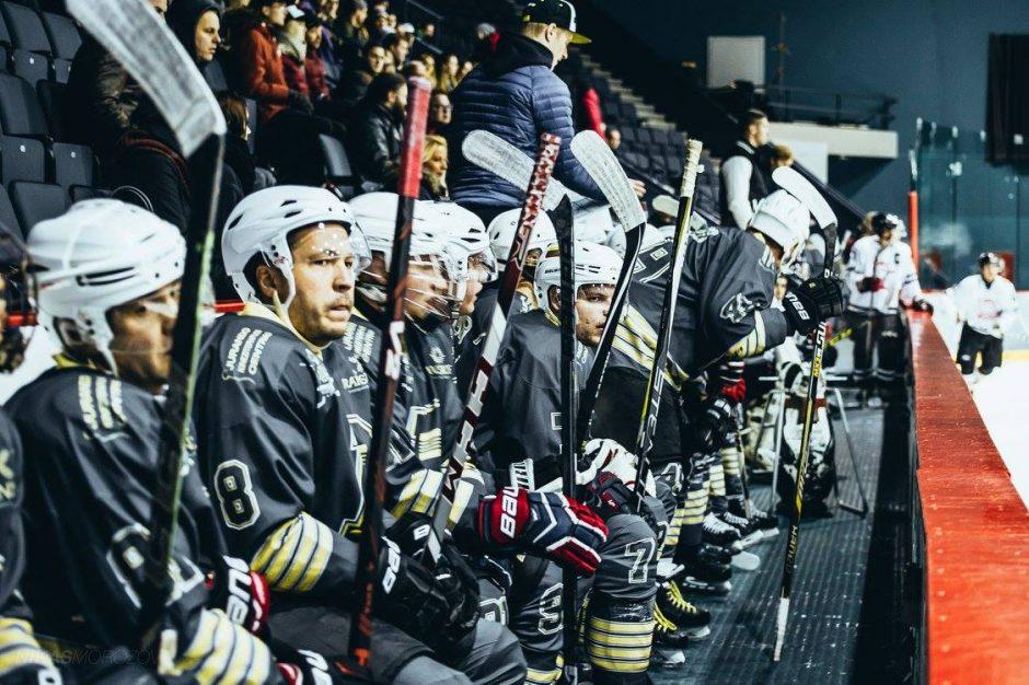 Lietuvos ledo ritulio čempionato atkrintamosios prasidėjo netikėtumu