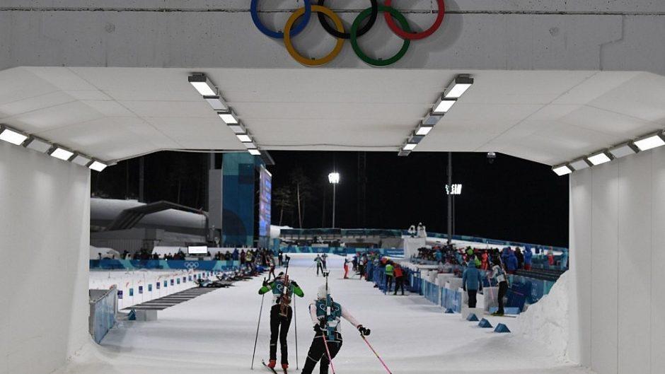 Norovirusas ir toliau sargdina olimpiados dalyvius