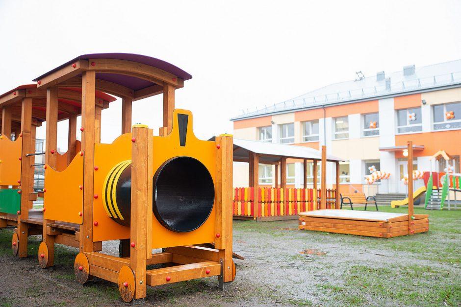 """Kaune oficialiai atidarytas naujas vaikų darželis """"Dvarelis"""""""