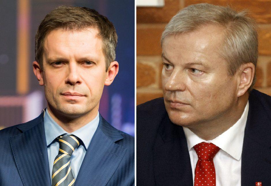 A. Tapinas kviečia į protestą: Seimas peržengia vieną ribą po kitos