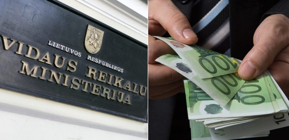 VRM auditas: valstybės pinigus leido daug neskaičiuodami