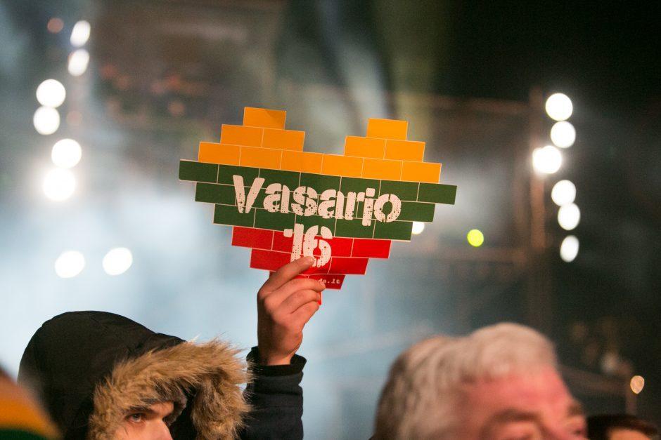 Kaunas ruošiasi švęsti Vasario 16-ąją (renginių programa)