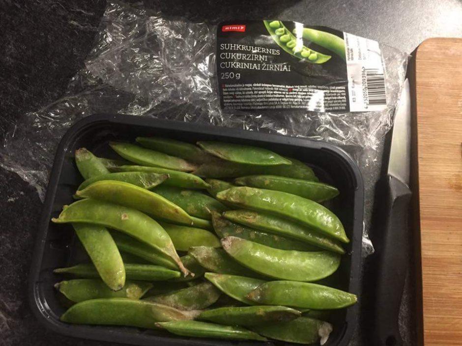 """Kauniečiai apie """"Rimi"""" daržoves: net sovietmečiu tokiais puvėkais neprekiavo"""
