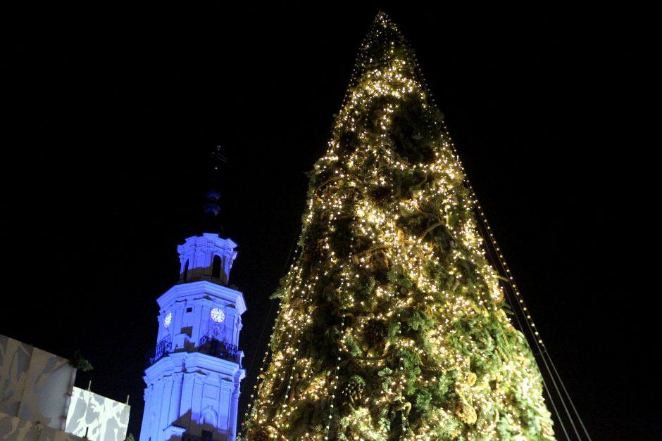 Per Kalėdas Kaunas pavirs į žiemos pasaką: kaip miestas atrodys šiemet?