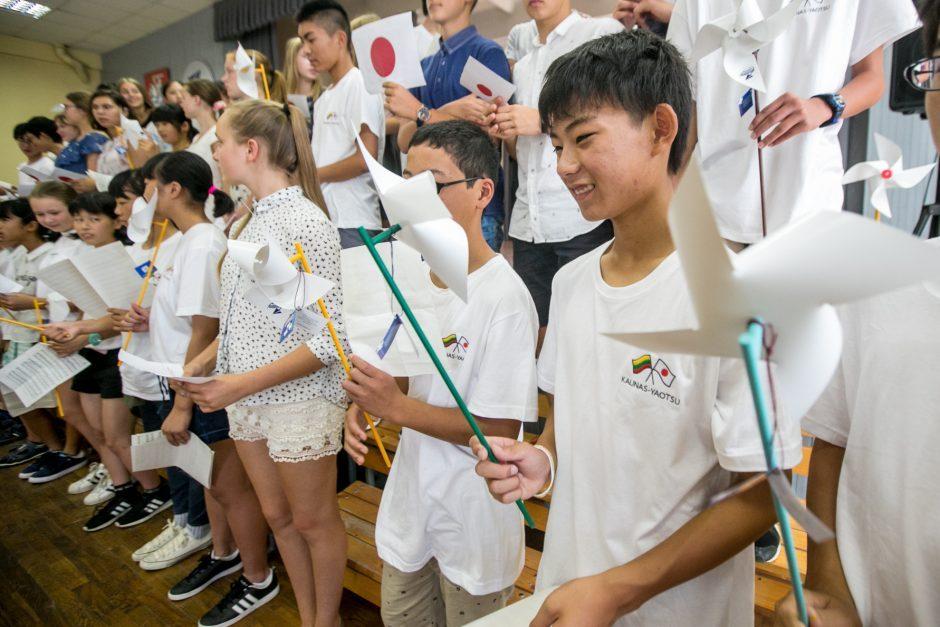 Kaunas rengiasi stiprinti bendradarbiavimą su Japonijos miestu
