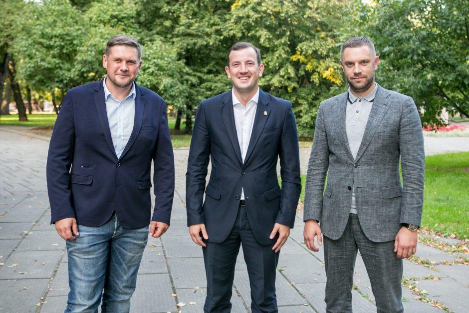 Ūkio ministras: Kaunas – gerame kelyje