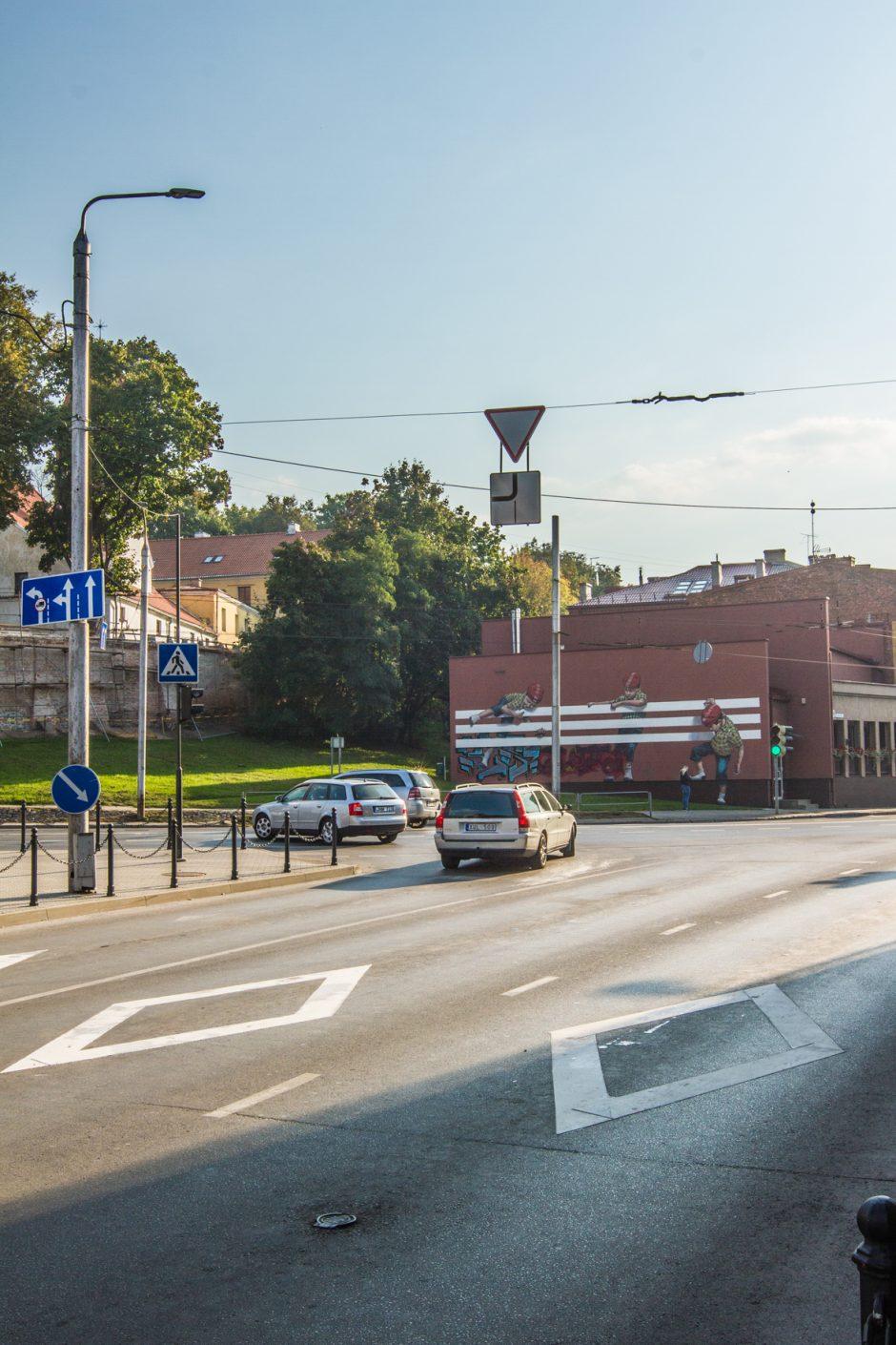 Ministerija: rombai Kauno gatvėse – savivalė