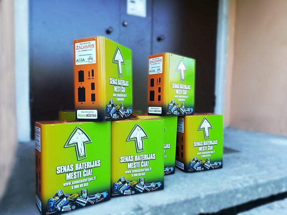 Už aplinkos saugojimą apdovanos bendruomenes
