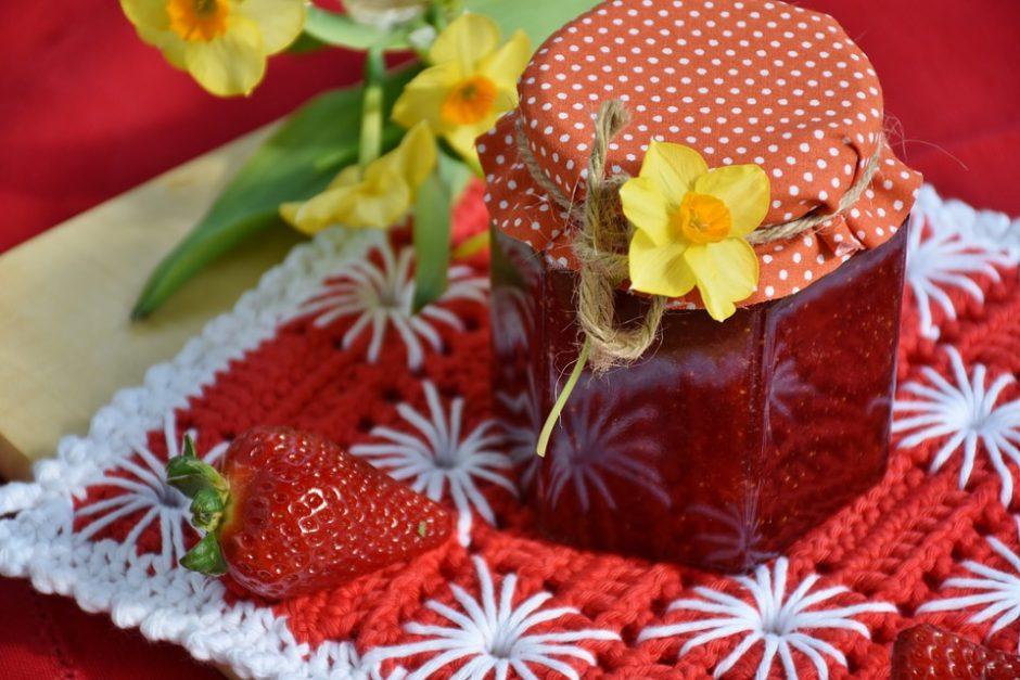 Sveikos atsargos žiemai: cukrų pakeis tik vienas produktas