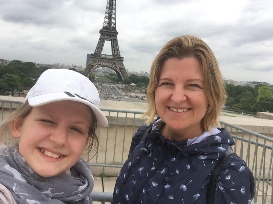 Laiminga mama – apie mokyklinį rugsėjį ir tryliktąją klasę