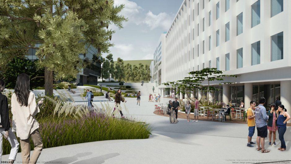 Kauno Vienybės aikštės architektūrai – prestižinis apdovanojimas