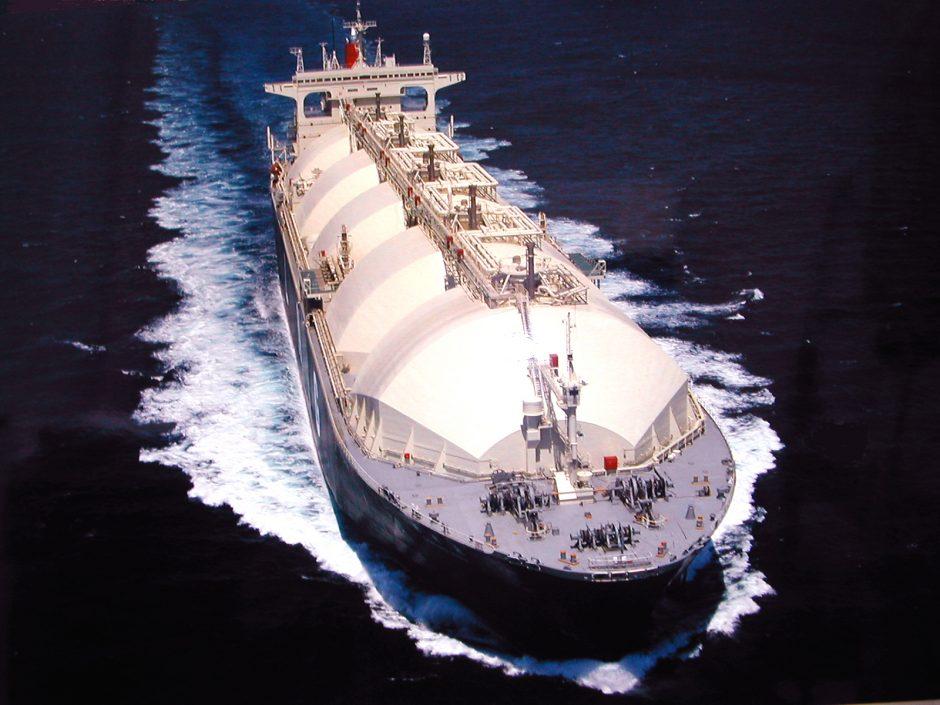 Lietuvos laivybos perspektyva – lietuviški dujovežiai