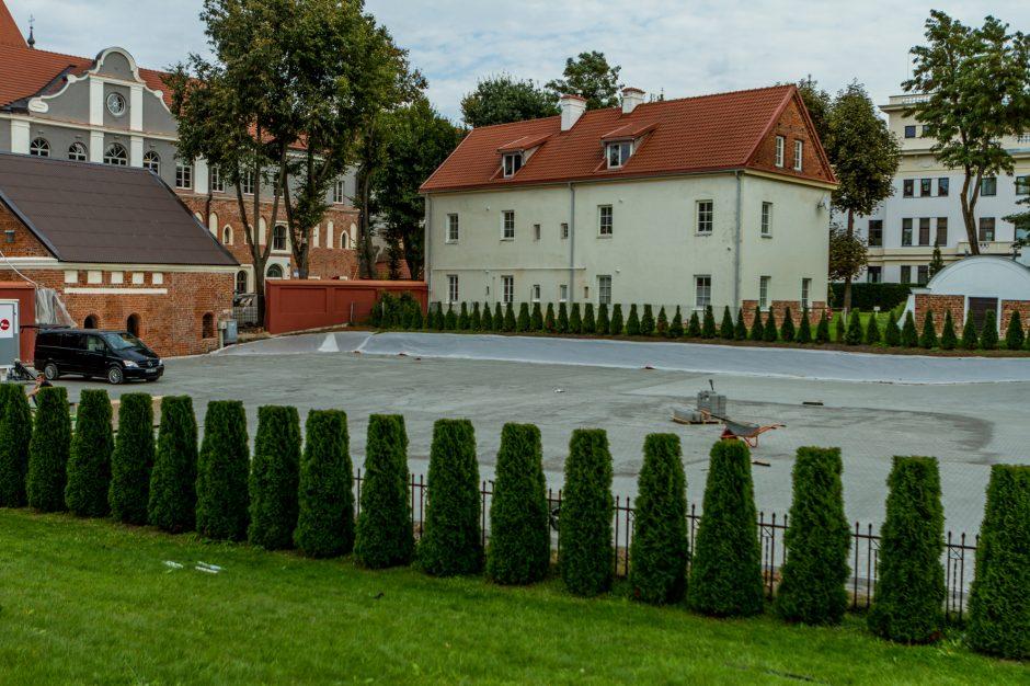 Kaunas ruošiasi popiežiaus atvykimui