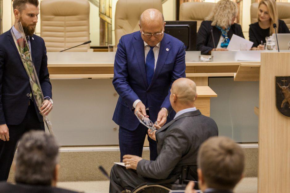 Kauno miesto tarybos posėdis (2018 lapkričio 13 d.)