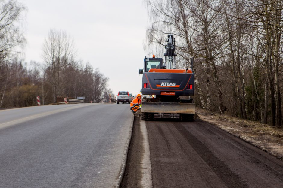 Ateities plento viaduko rekonstrukcija