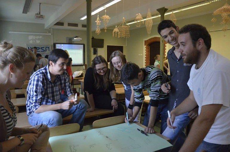 Rudens semestrą prie jūros pasitinka 34 užsienio studentai