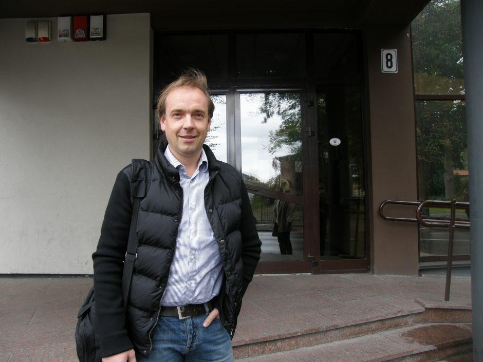 Girtas vairavęs K. Brazauskienės sūnus vengia aiškintis teisme