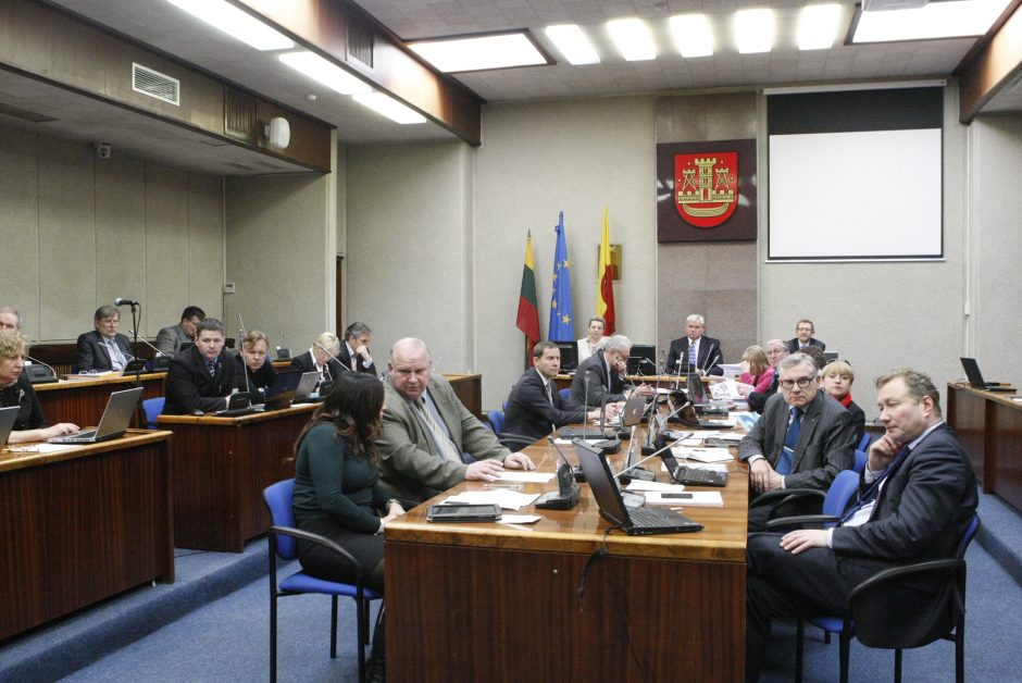 Skambūs Klaipėdos politikų pažadai bliūkšta. Kalti rinkėjai?