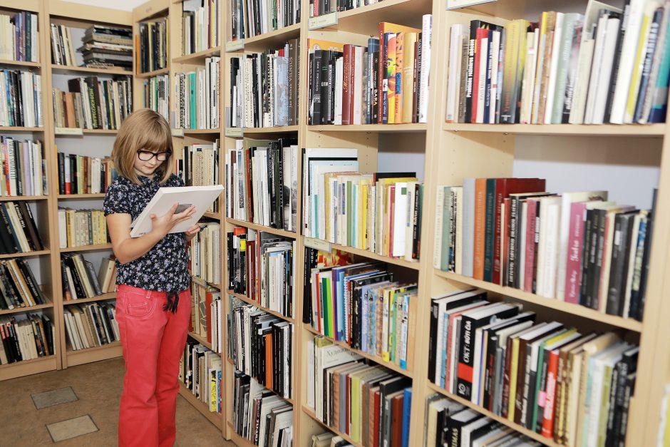 Uostamiesčio bibliotekoje – knygų aukcionas