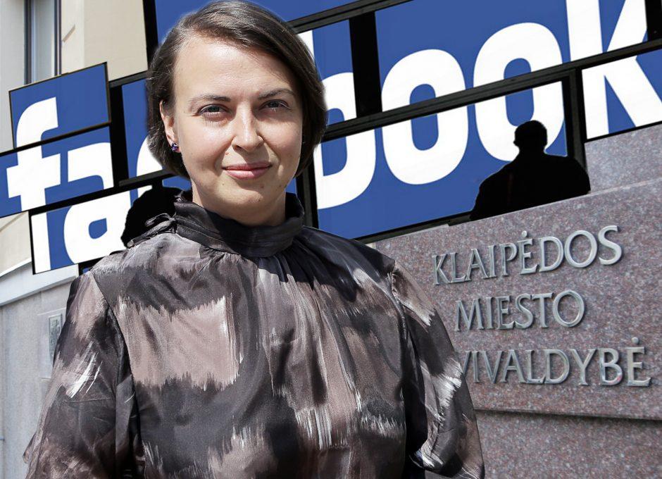Virtualūs Klaipėdos klerkų malonumai: uždraudė naudotis