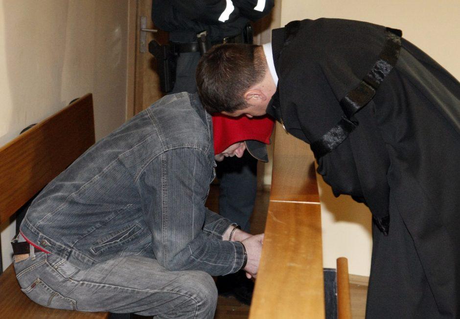 Jaunos klaipėdietės nužudymu įtariamą vyrą leido suimti trims mėnesiams