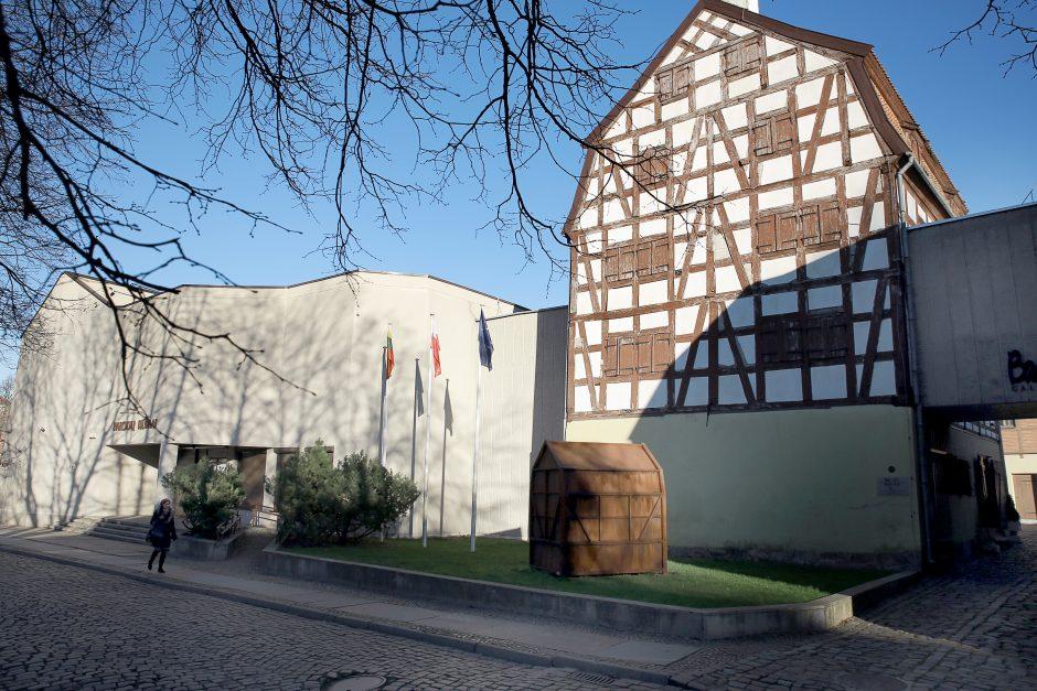 Uostamiesčio parodų rūmų laukia atgimimas