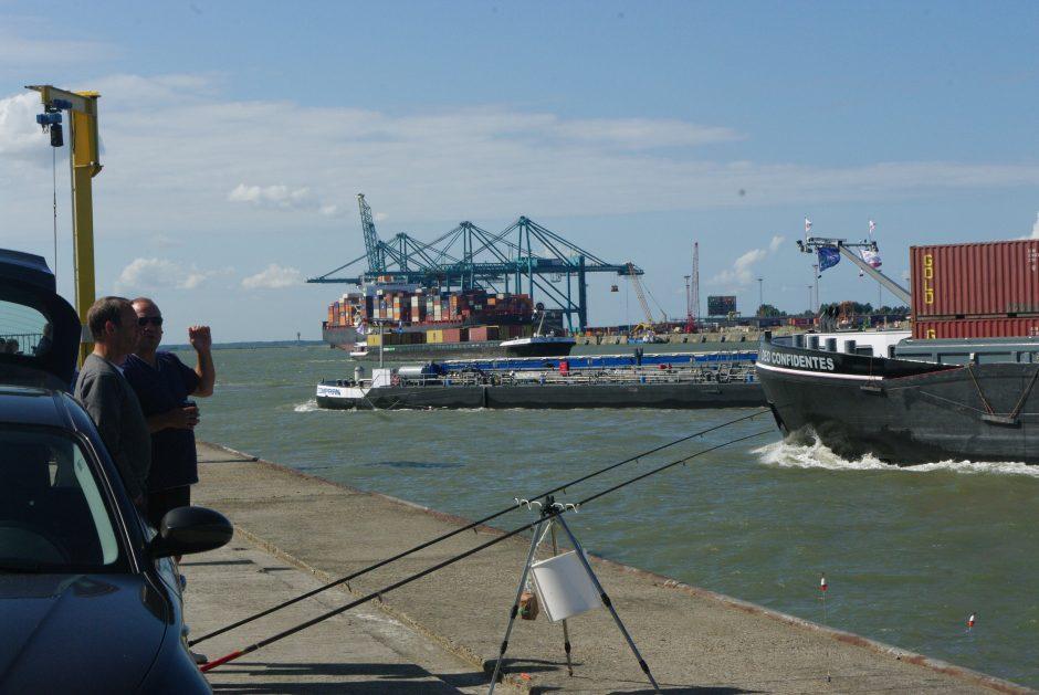 Skaidrumas uostuose didins biurokratiją