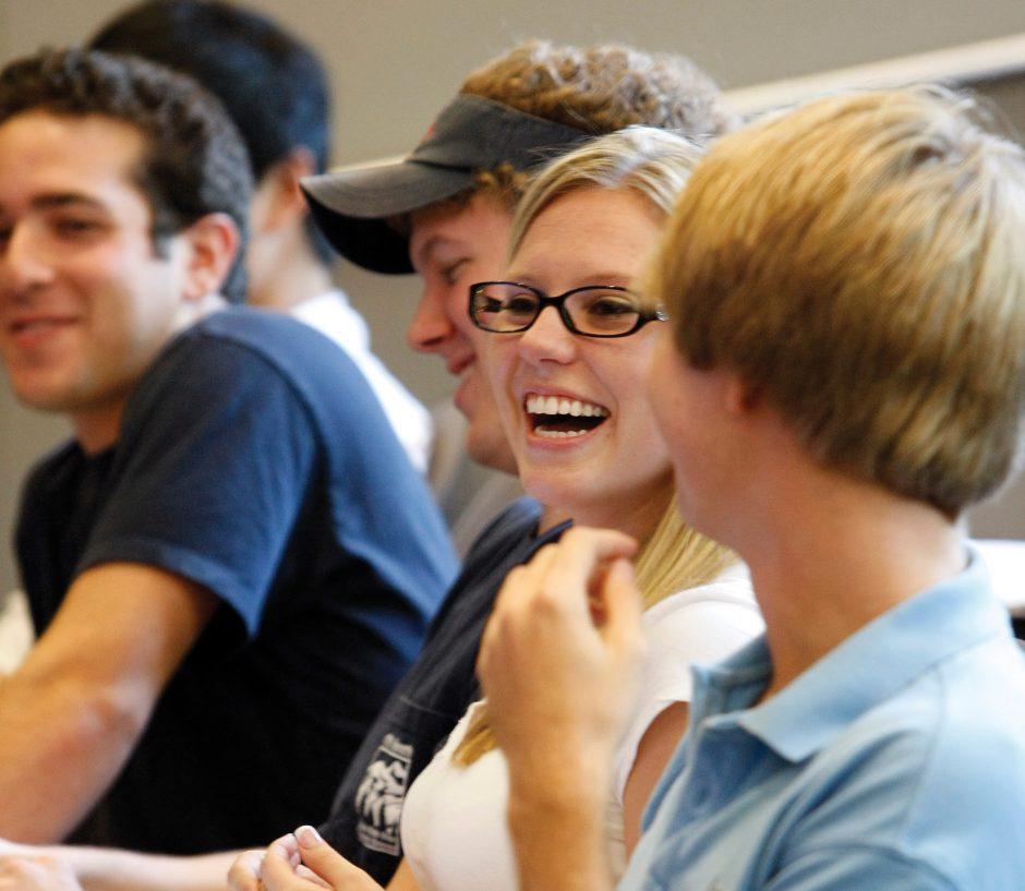 Iškeisti pamokas į paskaitas Klaipėdos universitete panoro beveik 1000 moksleivių