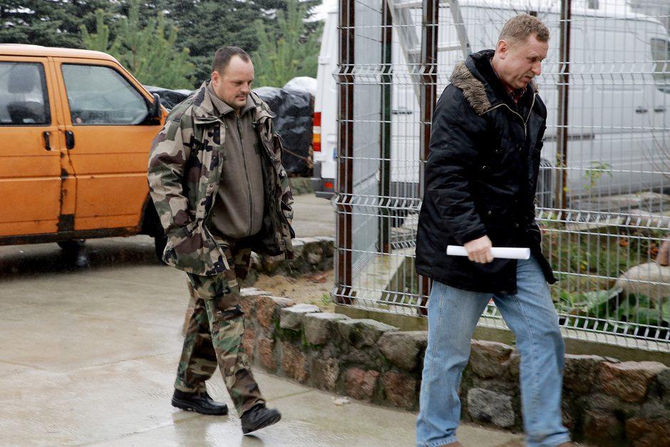 """Iš šalia Klaipėdos esančio """"Mini Zoo"""" konfiskuoti nelegaliai laikyti gyvūnai"""