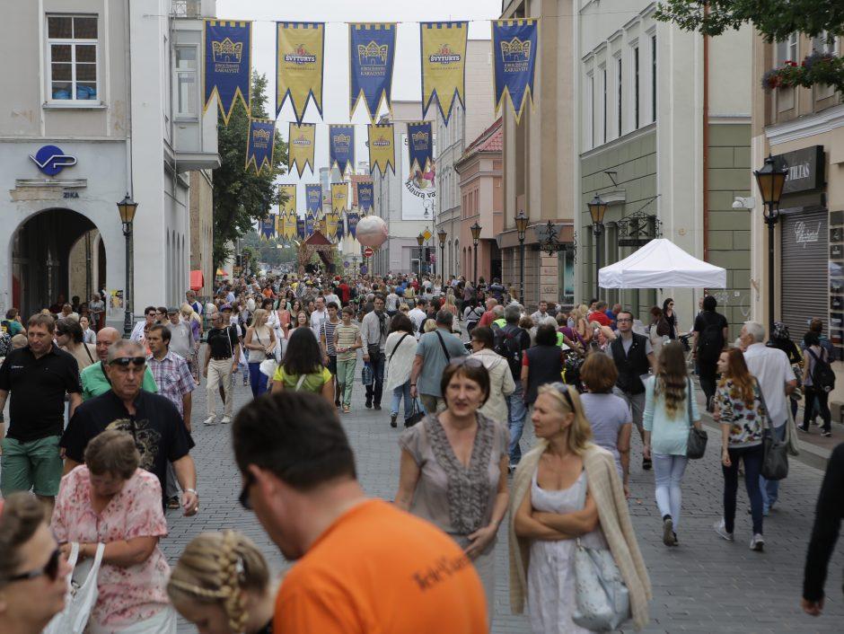 Jūros šventėje nebus nei Prezidentės, nei Seimo pirmininko