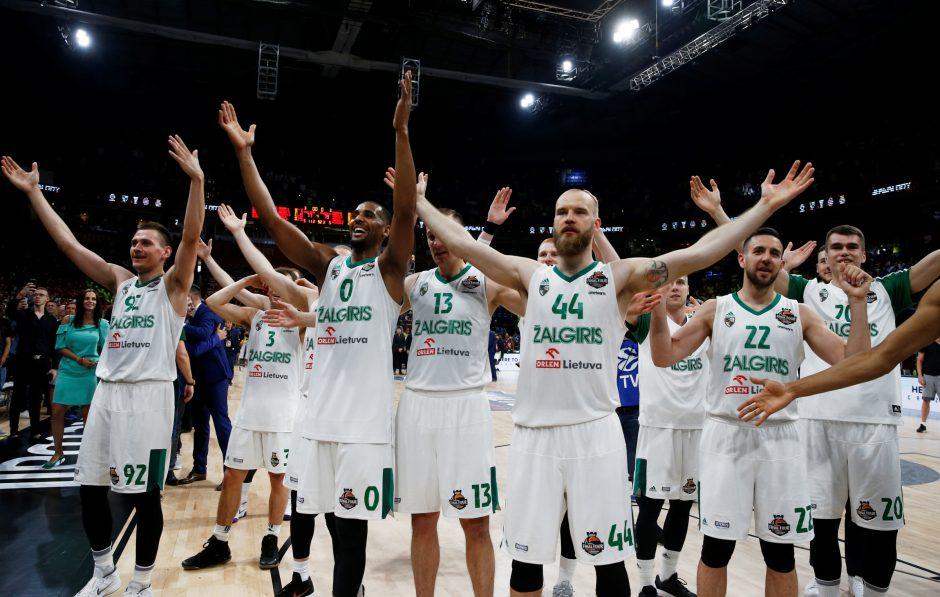 Resultado de imagen de zalgiris final four belgrade 3rd place