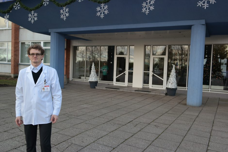 Robotinė chirurgija – jau ir Lietuvoje