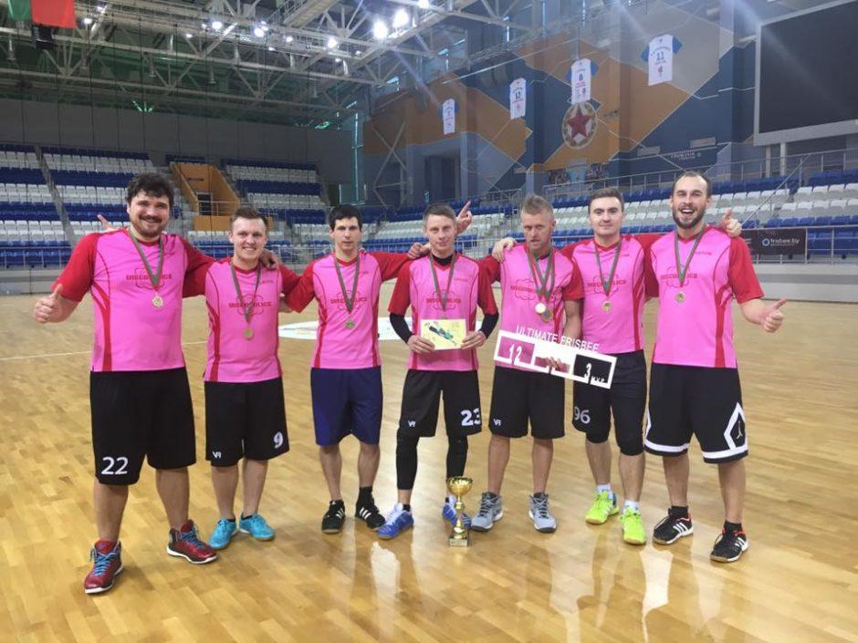 Lietuvai iškovojo auksą Baltarusijos lėkščiasvydžio turnyre