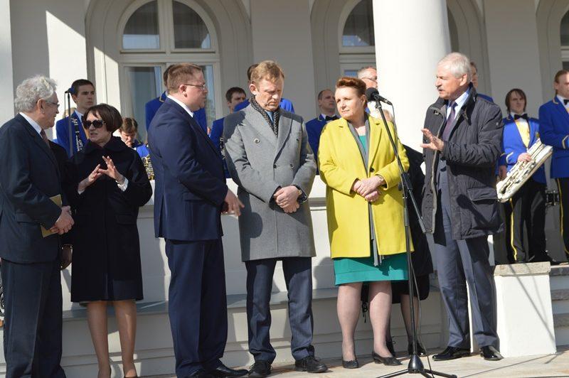 Lenkijos mokslininkei – Palangos garbės pilietės titulas