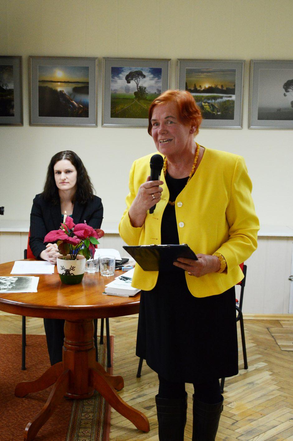 """Į Klaipėdą pakvietė rašytojų bendrijos """"Poezijos pavasaris"""""""