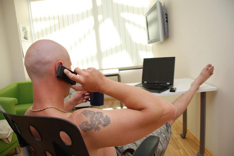 Telefoniniams sukčiams sutrukdė kaimynų budrumas