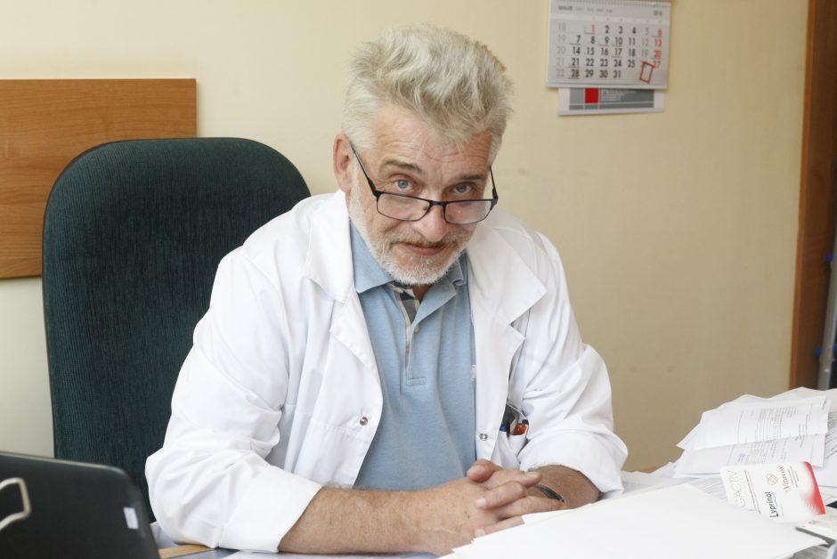 Alergologas: polinkis sirgti – kaip loterijos bilietas